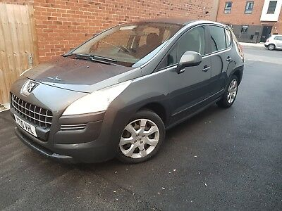 2010 PEUGEOT 3008 crossover 1.6HDI , pleasure to drive