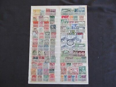 British Commonwealth - Various Used Stamps (143)