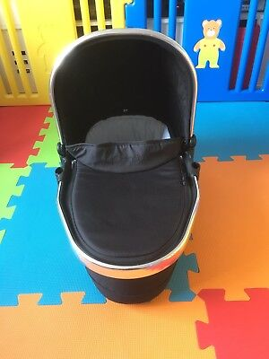 iCandy Peach Blossom Carrycot lower twin - excellent condition