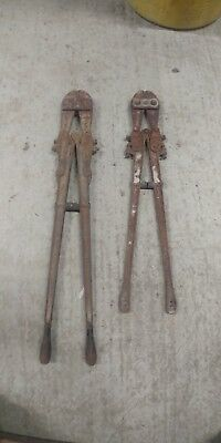 Vintage Bolt Cutters croppers