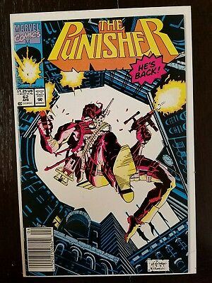 The Punisher #62 (Apr 1992, Marvel) NM 9.8 Combined Shipping A3