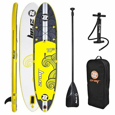 ZRAY X2 10.10 SUP Board Stand Up Paddle inflatable Surfboard ISUP Paddling SET