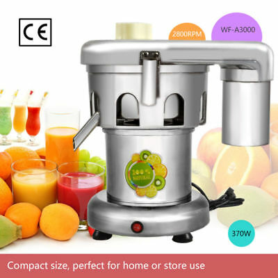 USED Commercial Juice Extractor Stainless Steel Juicer - Heavy Duty WF-A3000