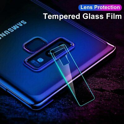 Samsung Galaxy S8 S9 Plus Note 8 9 Camera Lens Tempered Glass Screen Protector
