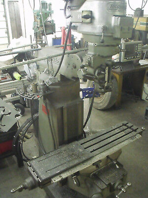 """9 x 42"""" Bridgeport Mill with readouts"""