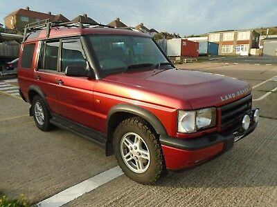 Land Rover Discovery TD5 GS Manual