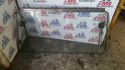 Ford Q Cab 3 cyl 3600, 4100, 4600, 3610, 3910, 4610 Cab Back Rear Glass 83917938