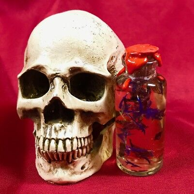 Love me forever  - Powerful Magic Potion Witches Oil! Customized! 25ml.