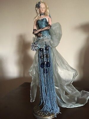 Popular Creations Victorian Tassel Doll with stand