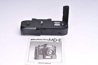 Nikon MD-E Motordrive for Nikon EM, FG or FG-20 In Mint Condition