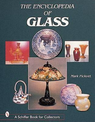 The Encyclopedia of Glass (A Schiffer Book for Collectors)-ExLibrary