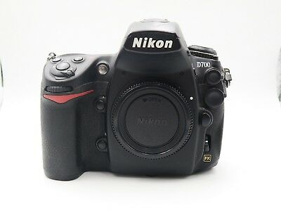 Nikon D700 Digital SLR Camera Body (U6379)