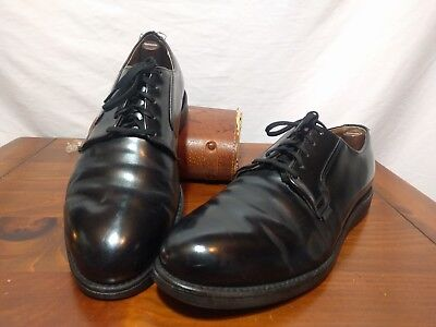 a510fa67 Red Wing Heritage 101 Postman Oxford Black Chaparral Leather Shoes 11D