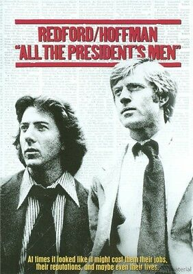 All the President's Men (DVD, 2010) Hal Holbrook, Martin Balsam, Jack Warden