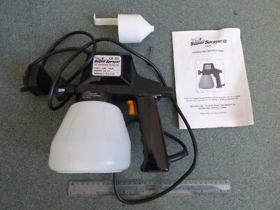 Earlex Super Sprayer 45W Electric Spray Gun