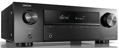 DENON AVR-X250BT Receptor Av Home Cinema AVRX250BT