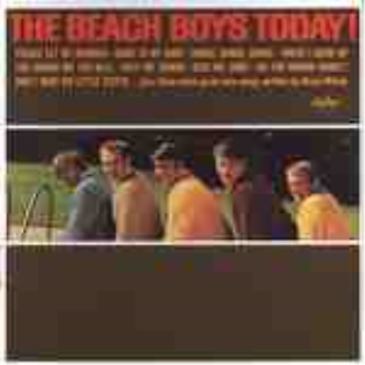 The Beach Boys-Today!/Summer Days (UK IMPORT) CD NEW