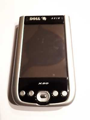 Dell Axim X50 PDA mit Displayschaden, Bluetooth, WiFi, Windows Mobile, Pocket PC