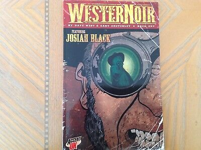 WesterNoir Volume 1 Book 1 Accent UK Second Print