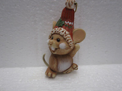 Hallmark Keepsake Ornament Merry Mouse