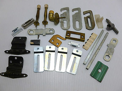 Lot of Random Metal Wrenches Key Doorstop & More ~ That Part You Need ~