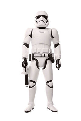 Star Wars Episode VIII Big Figs Actionfigur First Order Stormtrooper TOP!