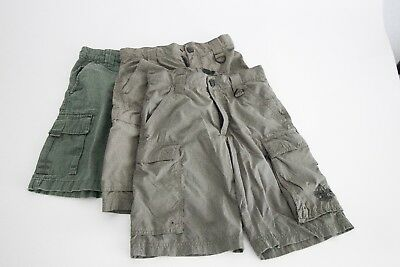 Official BSA Boy Scouts Of America Shorts Three (3) Pair Youth Large