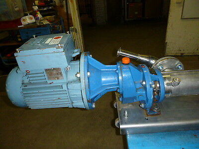 Leroy Somer S.s. Booster Pump