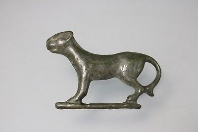 INTERESTING ROMAN BRONZE ZOOMORPHIC FIBULA / BROOCH  Ist - 4th AD
