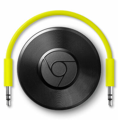 GOOGLE Chromecast Audio - Brand New & Sealed