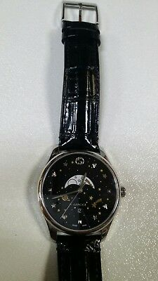 3ee1f08d9fb MEN S WATCH GUCCI Moon Phase