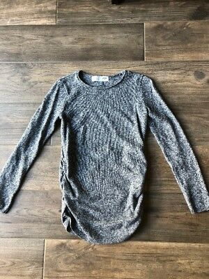 NWOT Old Navy Gray Maternity Pullover Sweater Size XS