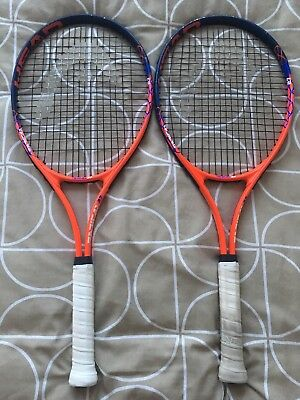 """Two Head Radical 27 """"Andy Murray"""" Tennis Rackets,See Description"""