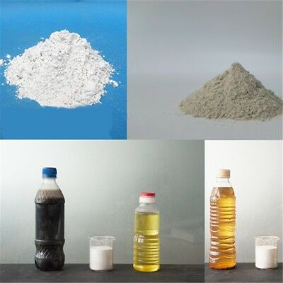 Acid activated bleaching clay bleaching earth for industrial oil and red diesel