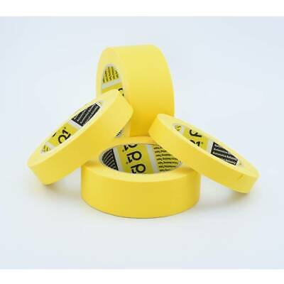 Masking tape 12 19 25 38 50mm x 50m High Quality  Low Bake Automotive Painting