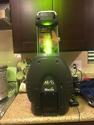Martin Professional Mx10 Club Stage Rave DJ DMX Gobo Intelligent Light Fixture