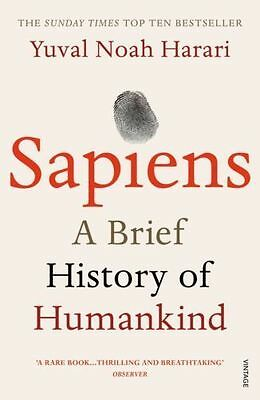 Sapiens: A Brief History of Humankind by Yuval Noah Harari PDF FILE ONLY