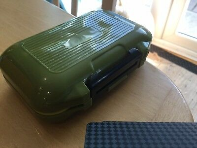 Metal detecting finds box With  Defect But Still Usable**minelab Equinox**