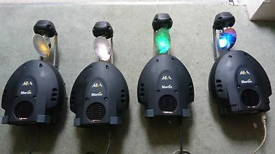 Martin Professional Mx4 Club Stage DJ Rave Scan Gobo Effect Light Fixture FX