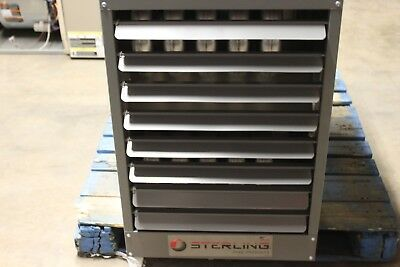 Sterling Separated Combustion System  SC125