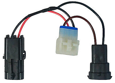 RHOX Golf Cart Jumper for EZGO RXV with Factory Harness