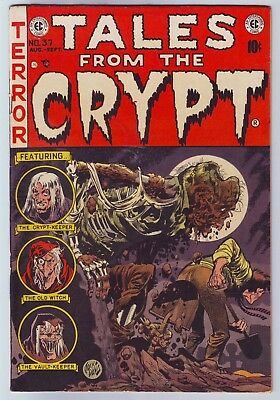 Tales From the Crypt #37. EC.
