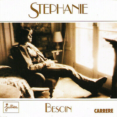 Stephanie – Besoin (ORIGINAL Issue - Carrere ‎– 96.351)