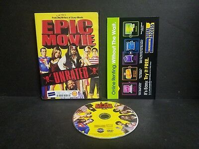 Epic Movie Dvd 2007 Unrated Version 799 Picclick