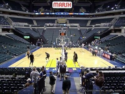2 Tickets Brooklyn Nets @ Indiana Pacers 4/7/19 Indianapolis, IN