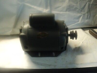 Century 1/3 Hp 115/230 Vac 1725 Rpm  Single Phase Motor