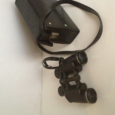 BUSHNELL SPORTVIEW FULLY COATED OPTICS 7x35 Wide Angle Binoculars with Case