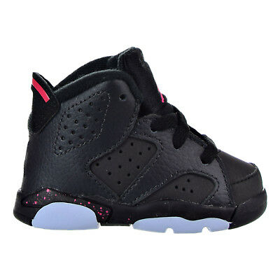 Jordan 6 Retro GT Toddler's Shoes Anthracite/Black 645127-008