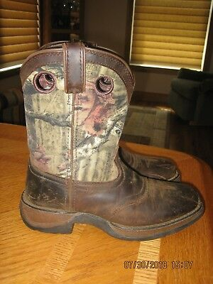 e428f57acbd9 Lil  Durango Little Kid Camo Saddle Western Cowboy Boot - Camo - Boys ...