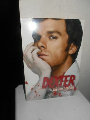 Dexter The First Season 1 One Brand New Sealed DVD Free Shipping